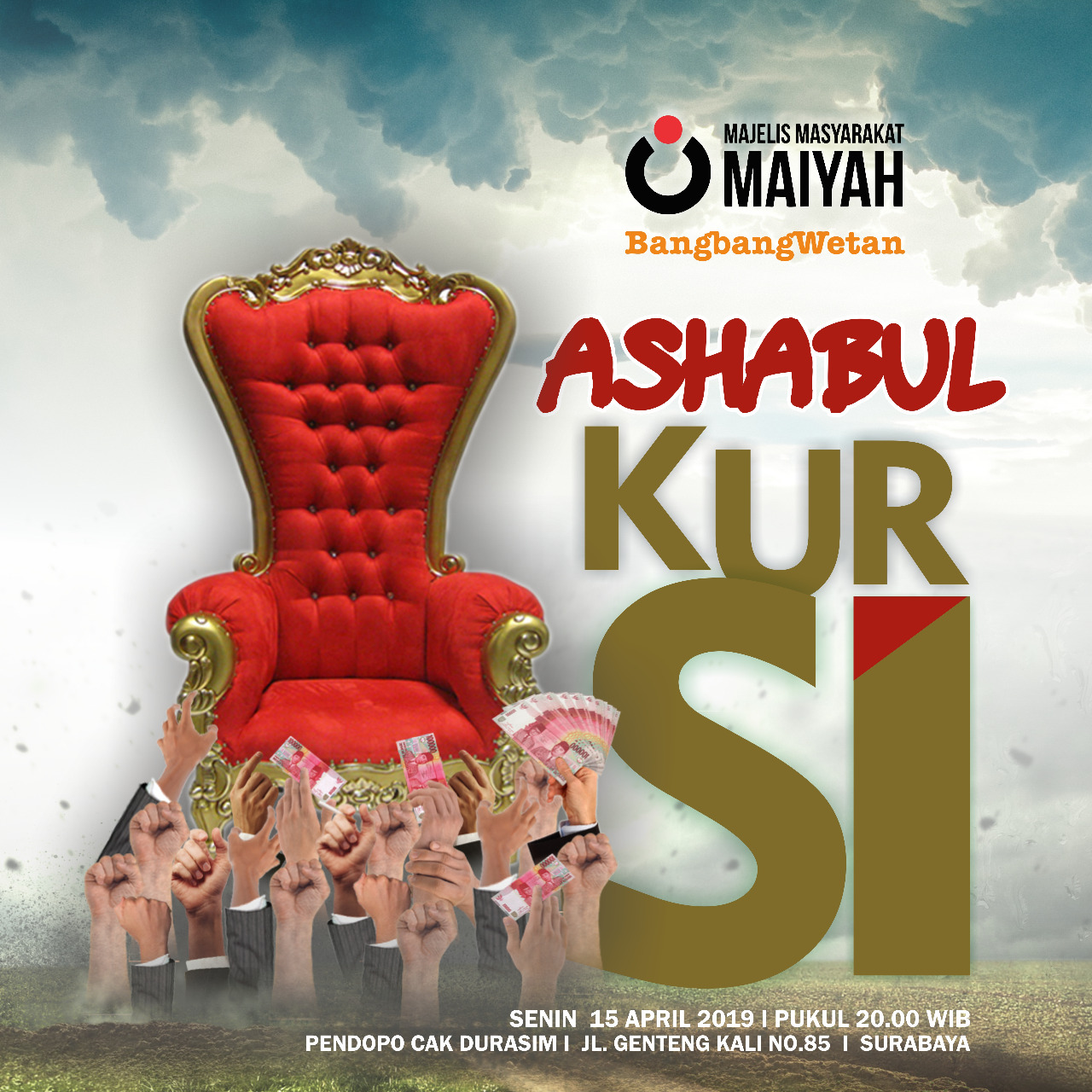 Ashabul Kursi – Prolog BangbangWetan April 2019