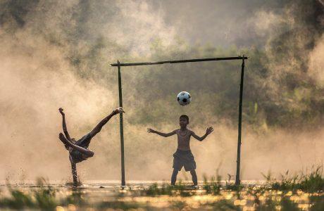 Bilamana Sepak Bola Tanpa Gawang